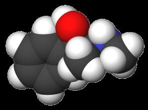 3D химична структура