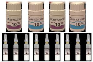 Анаболни препарати за цикъл с оксандролон и станозолол - инжекционни и орални стероиди